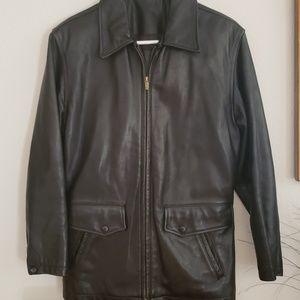 Authentic Coach Leather Jacket